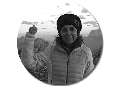Yogalenuvole Insegnanti Francesca Chiaradia