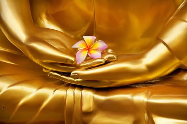 Percezioni dello Spirito Ritiro di Meditazione Mani Buddha
