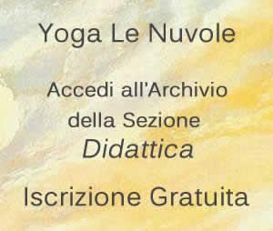 Yoga Le Nuvole Iscriviti