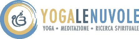 Yoga Le Nuvole Marchio e Logo