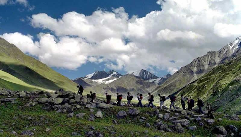 Trekking Yoga Le Nuvole Roma