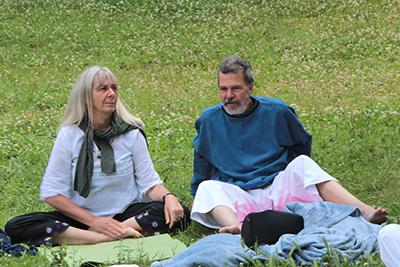 Yoga Le Nuvole - Ritiro Monte Amiata 10