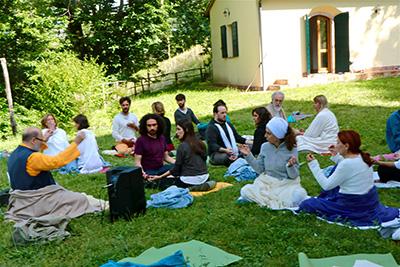 Yoga Le Nuvole - Ritiro Monte Amiata 12