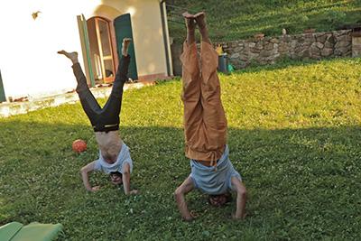 Yoga Le Nuvole - Ritiro Monte Amiata 22