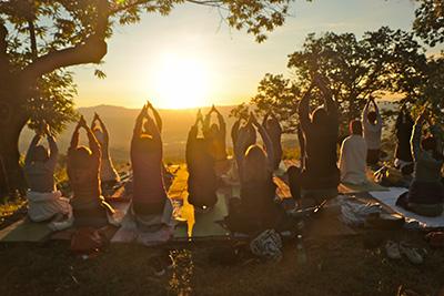 Yoga Le Nuvole - Ritiro Monte Amiata 7