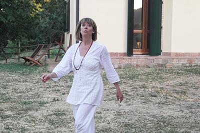 Yoga Le Nuvole - Ritiro al Roccone - Fabiola