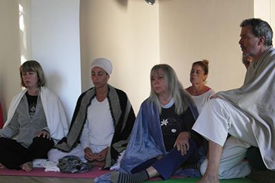 Yoga Le Nuvole -Ritiro al Roccone - Meditazione
