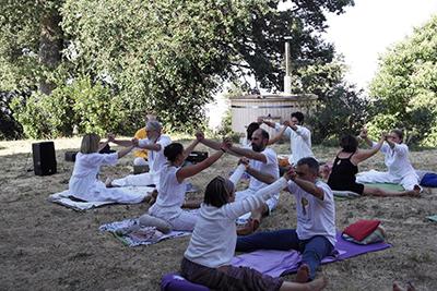 Yoga Le Nuvole - Ritiro al Roccone - Tantra 1