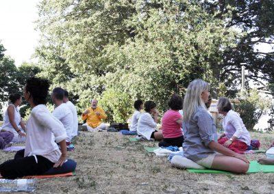 Yoga Le Nuvole - Ritiro al Roccone - Tantra 2