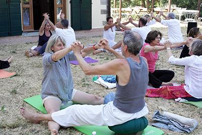 Yoga Le Nuvole - Ritiro al Roccone - Tantra 3