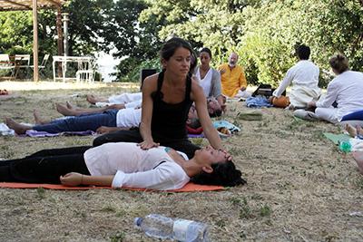 Yoga Le Nuvole - Ritiro al Roccone - Tantra 4