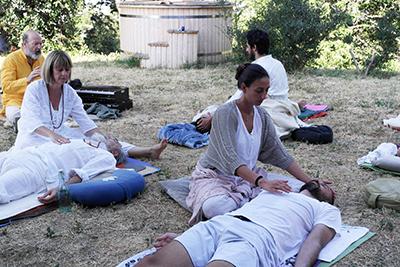 Yoga Le Nuvole - Ritiro al Roccone - Tantra 5