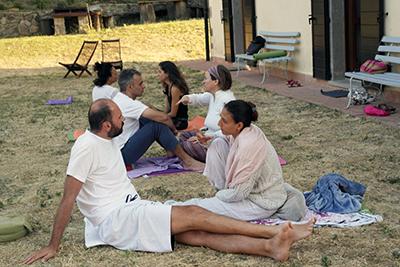 Yoga Le Nuvole - Ritiro al Roccone - Tantra 7