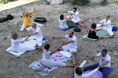 Yoga Le Nuvole - Ritiro al Roccone - Tantra