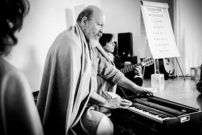 Yoga Le Nuvole - Seminario Pranayama - Paolo