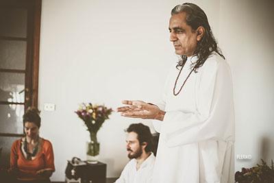 Yoga Le Nuvole - Seminario con Dr. Omanand (Paramanand Institute of yoga - Indore). Guruji