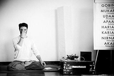 Yoga Le Nuvole Seminario pranayama - Andrea