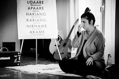 Yoga Le Nuvole - Seminario pranayama - Cristina