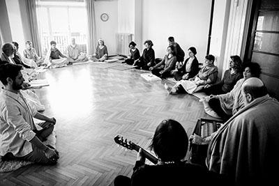 Yoga Le Nuvole - Seminario pranayama - In cerchio