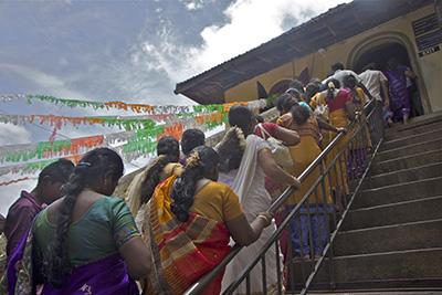 Yoga Le Nuvole - Viaggio in India del Sud.16