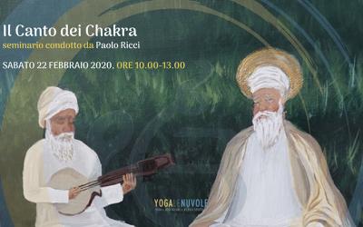 Seminario di Approfondimento sui Chakra e il Suono