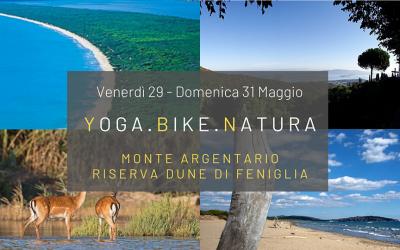 Yoga, Meditazione, Bike e Natura al Monte Argentario